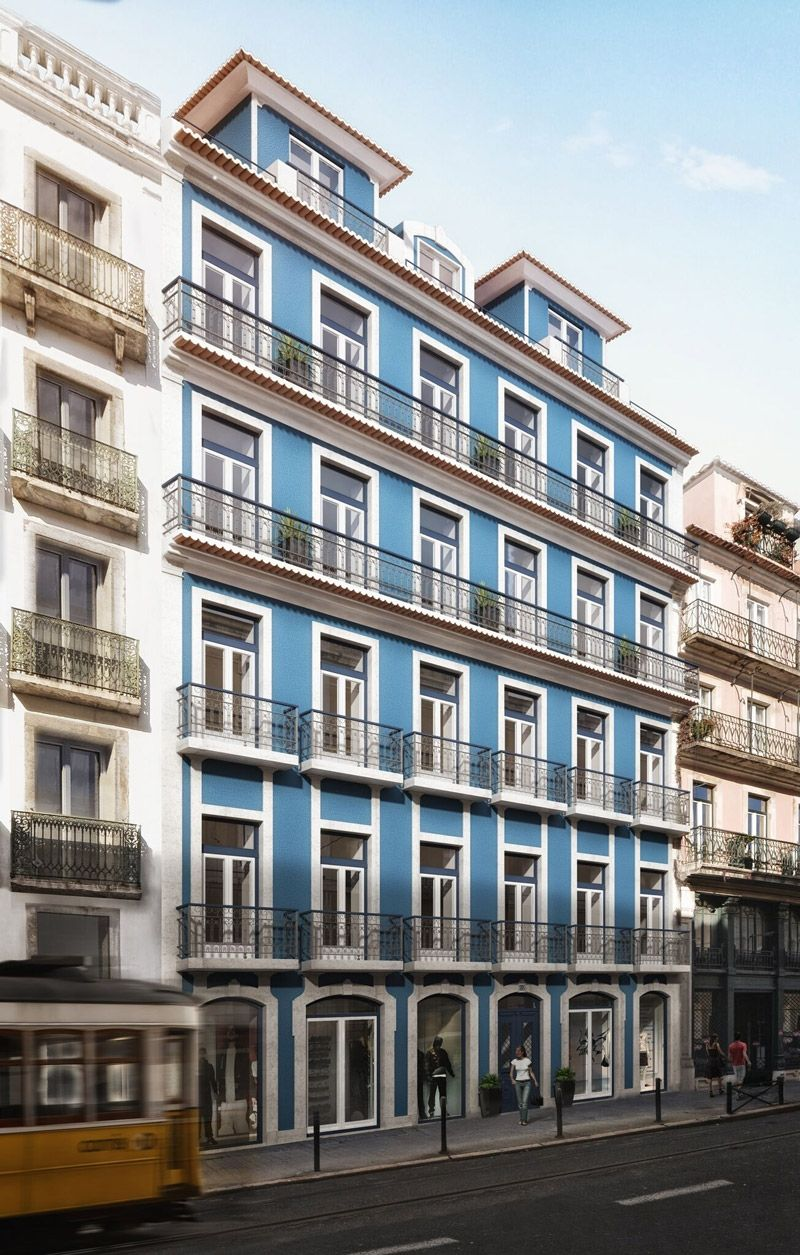 Офис в Лиссабоне, Португалия - фото 1