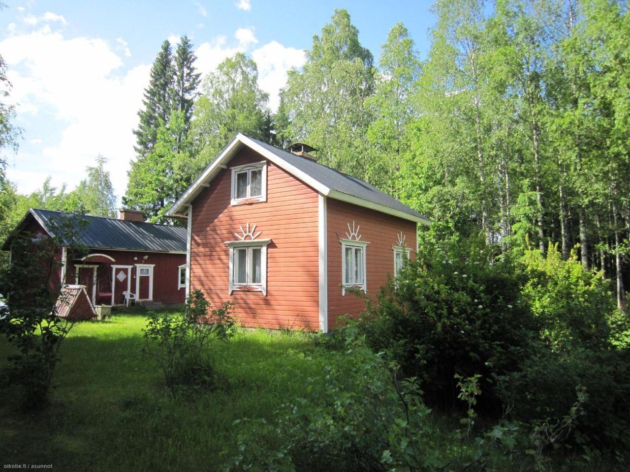 Дом в Раутъярви, Финляндия, 45 м2 - фото 1