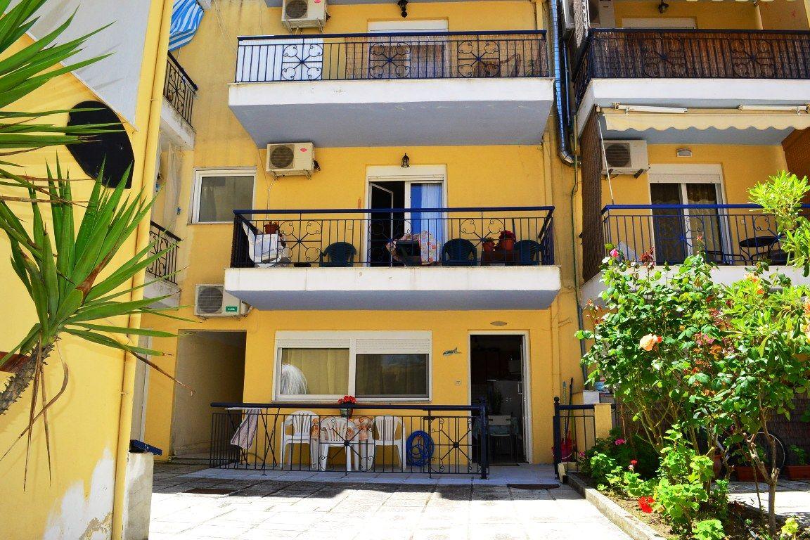 Квартира на Кассандре, Греция, 46 м2 - фото 1