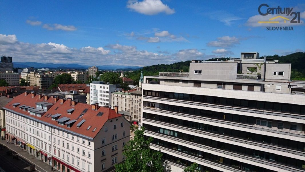 Офис в Любляне, Словения, 525 м2 - фото 1