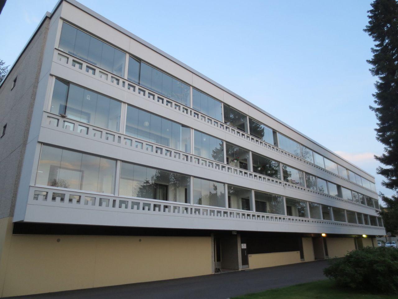 Квартира в Иматре, Финляндия, 41 м2 - фото 1