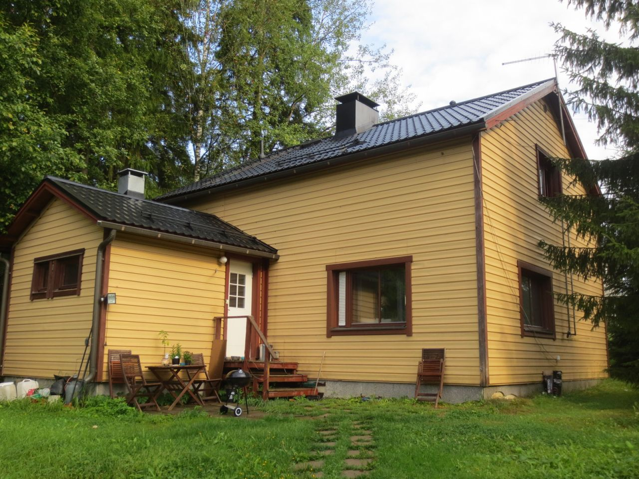 Дом в Иматре, Финляндия, 31000 м2 - фото 1