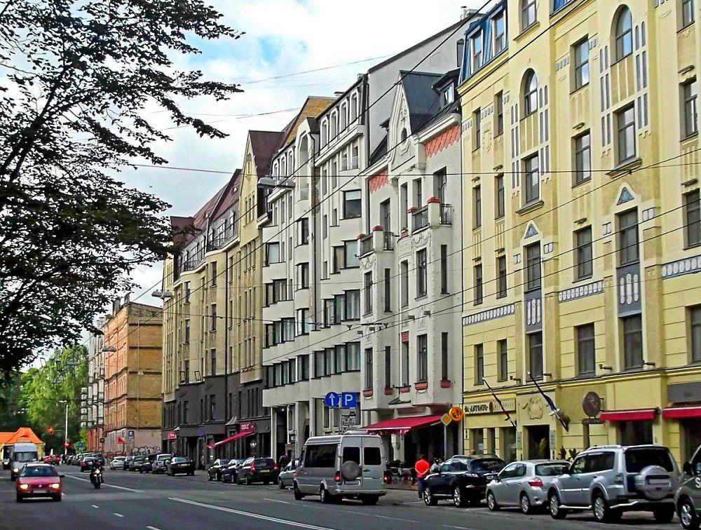 Квартира в Риге, Латвия, 80.3 м2 - фото 1
