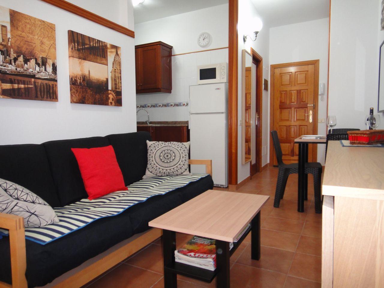 Апартаменты на Гран-Канариа, Испания, 45 м2 - фото 1