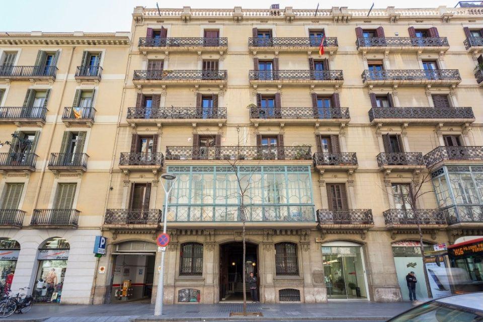 Квартира в Барселоне, Испания, 225 м2 - фото 1