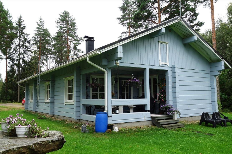 Дом в Рантасалми, Финляндия, 106.5 м2 - фото 1