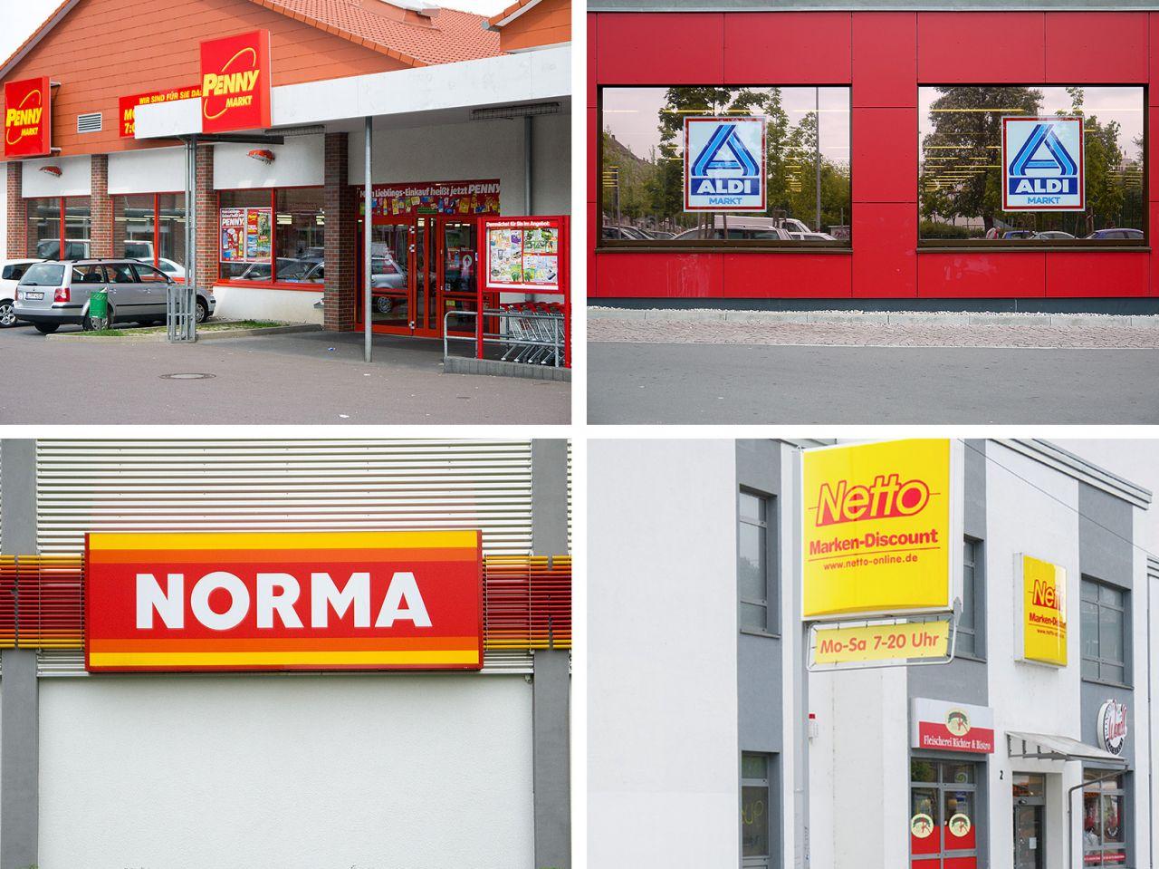Магазин в Северной Баварии (Франконии), Германия, 4000 м2 - фото 1