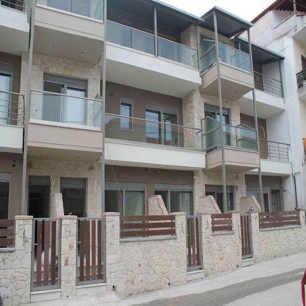 Квартира в Халкидики, Греция, 43 м2 - фото 1