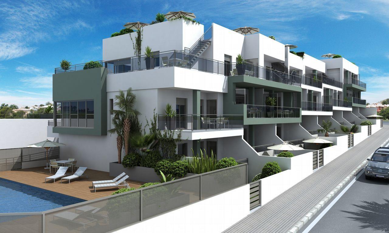 Апартаменты в Эльче, Испания, 80 м2 - фото 1