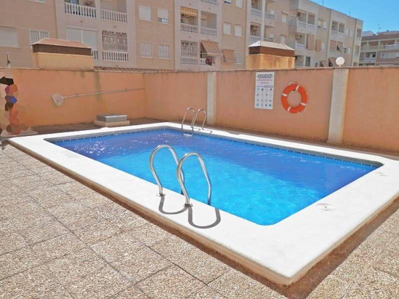 Квартира в Торревьехе, Испания, 46 м2 - фото 1