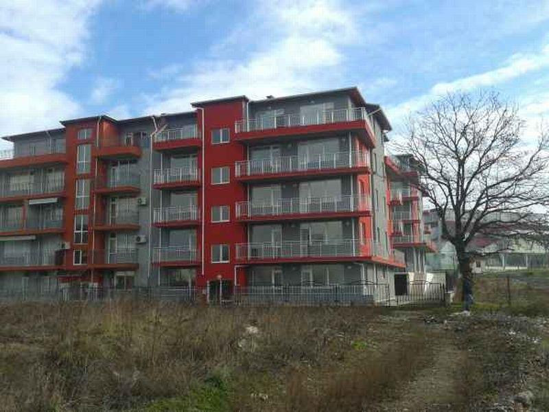 Студия в Бургасской области, Болгария, 23 м2 - фото 1