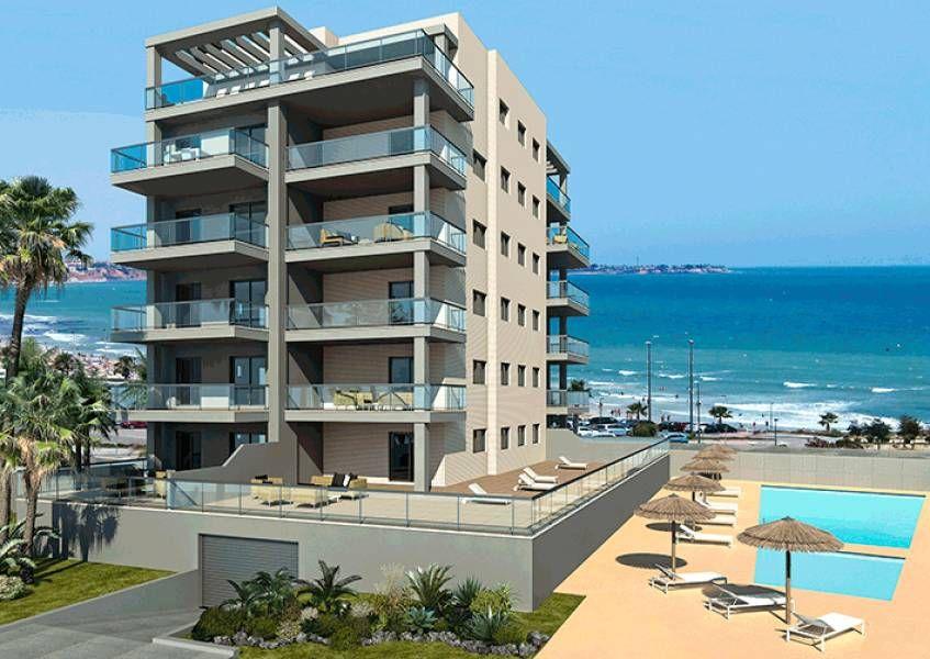 Апартаменты в Ориуэла Коста, Испания, 79 м2 - фото 1