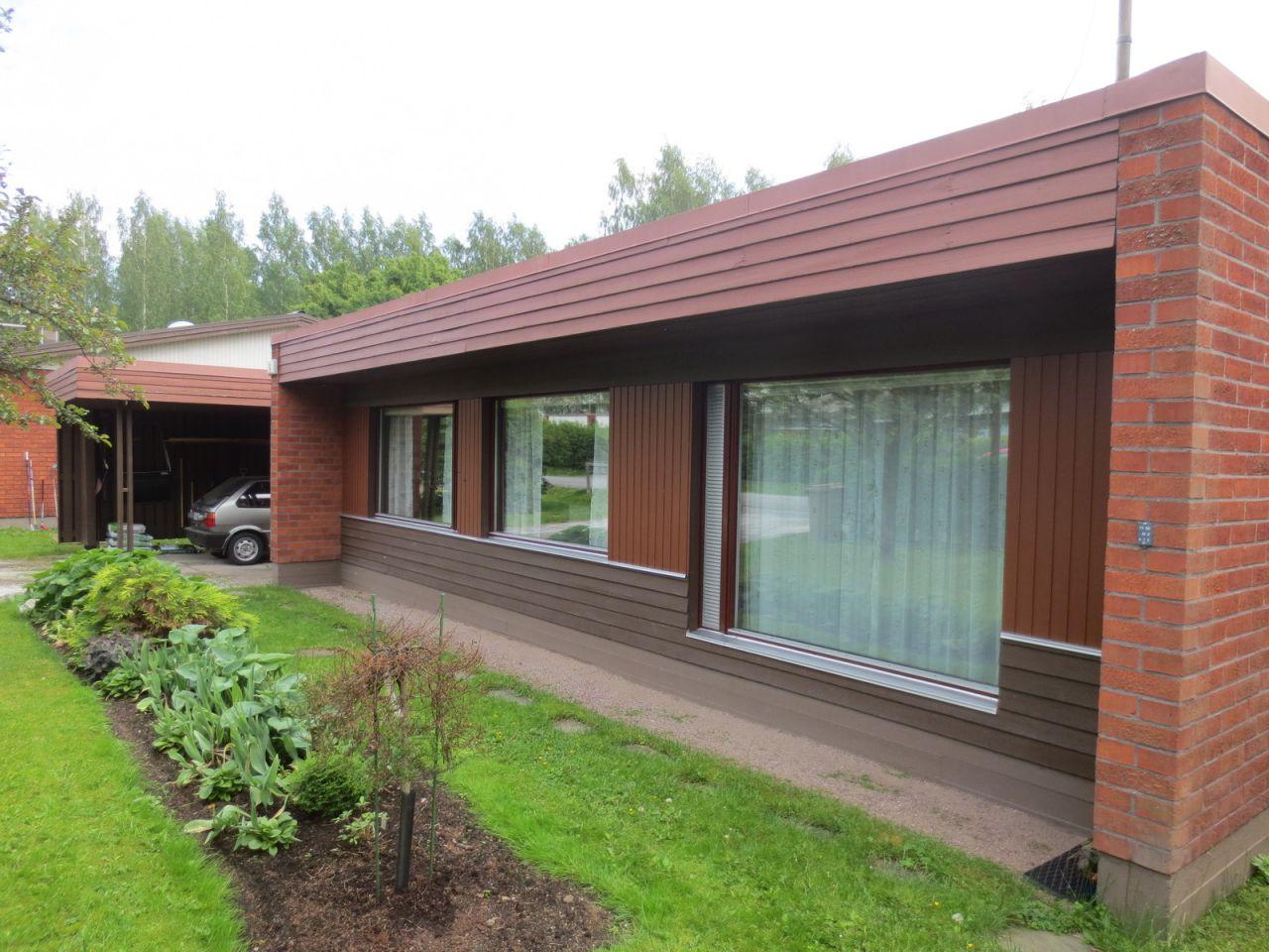 Дом в Иматре, Финляндия, 148.5 м2 - фото 1
