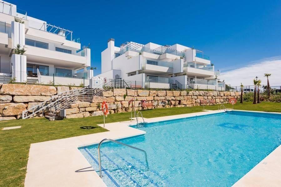 Апартаменты в Марбелье, Испания, 140 м2 - фото 1