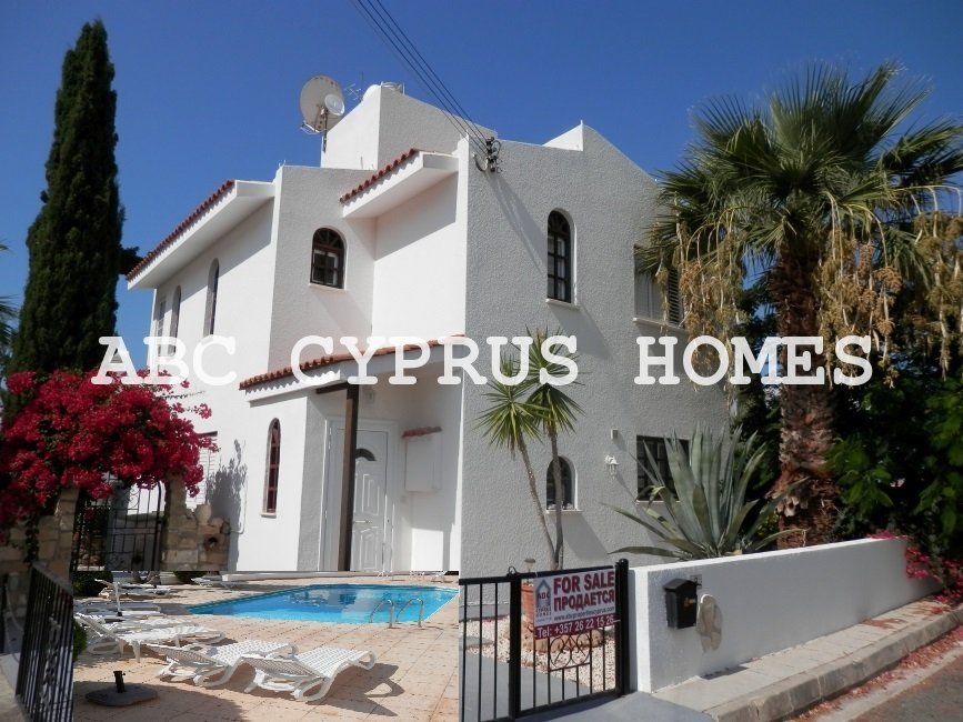 Вилла в Пафосе, Кипр, 117 м2 - фото 1