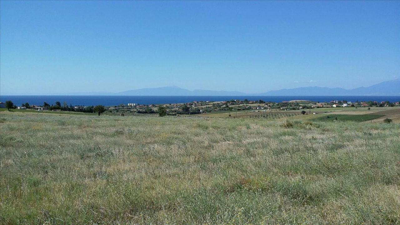 Земля в Салониках, Греция, 10262 м2 - фото 1