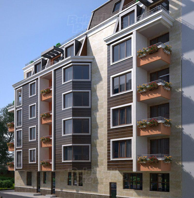 Апартаменты в Софии, Болгария, 138.77 м2 - фото 1
