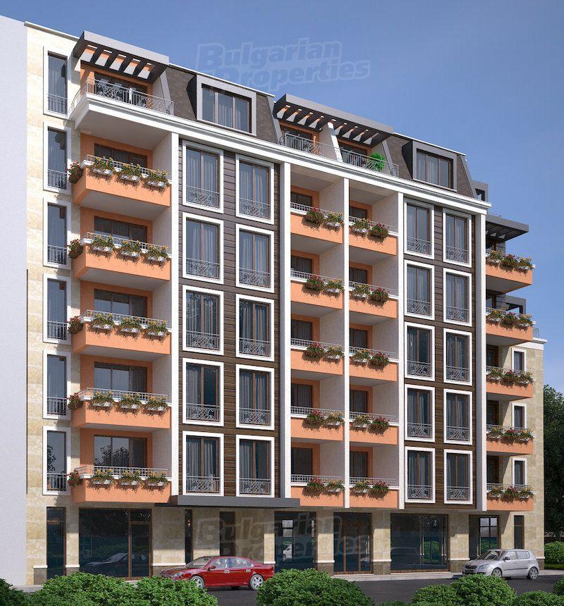 Апартаменты в Софии, Болгария, 154.02 м2 - фото 1