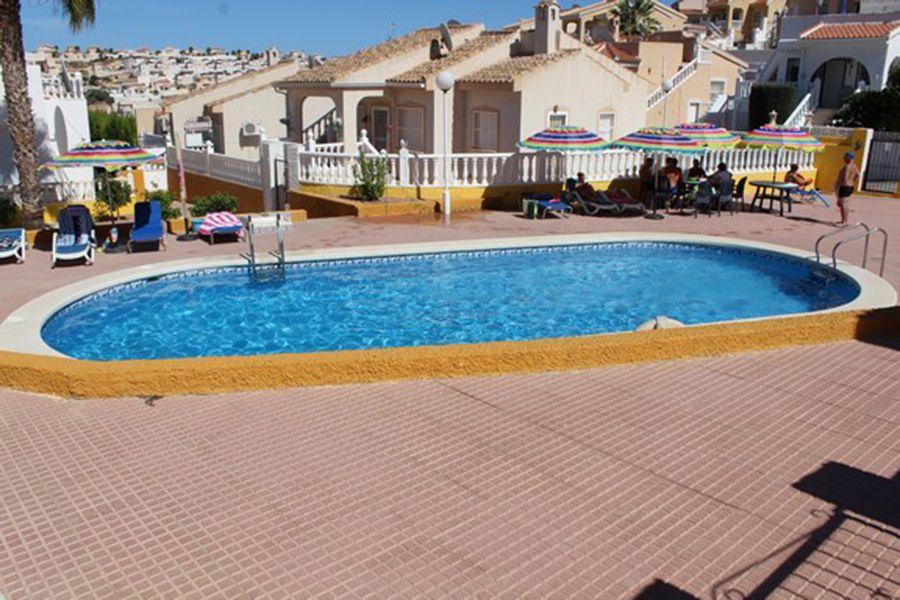 Бунгало в Аликанте, Испания, 160 м2 - фото 1