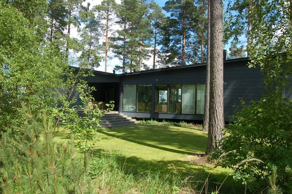 Коттедж в Мянтюхарью, Финляндия, 118 м2 - фото 1