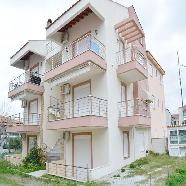 Квартира в Халкидики, Греция, 50 м2 - фото 1