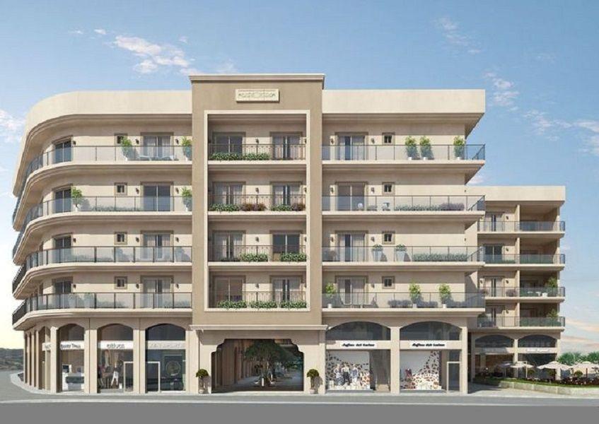 Квартира в Ларнаке, Кипр, 53 м2 - фото 1