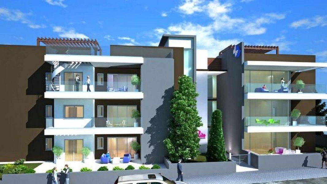 Квартира в Лимассоле, Кипр, 101 м2 - фото 1