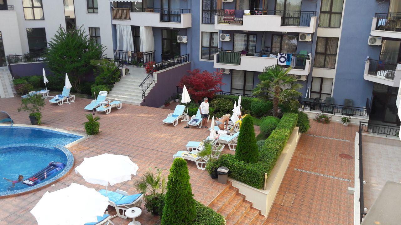 Апартаменты на Золотых Песках, Болгария, 70 м2 - фото 1