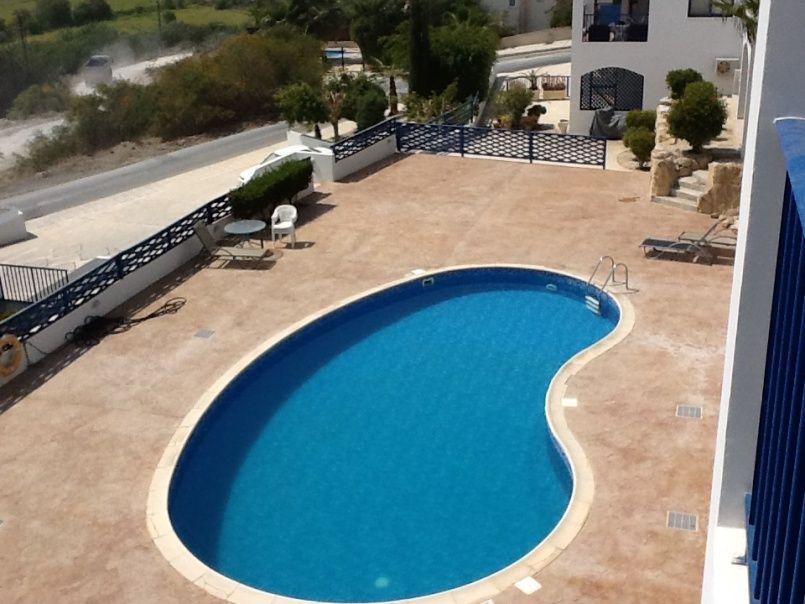 Апартаменты в Пафосе, Кипр, 68 м2 - фото 1