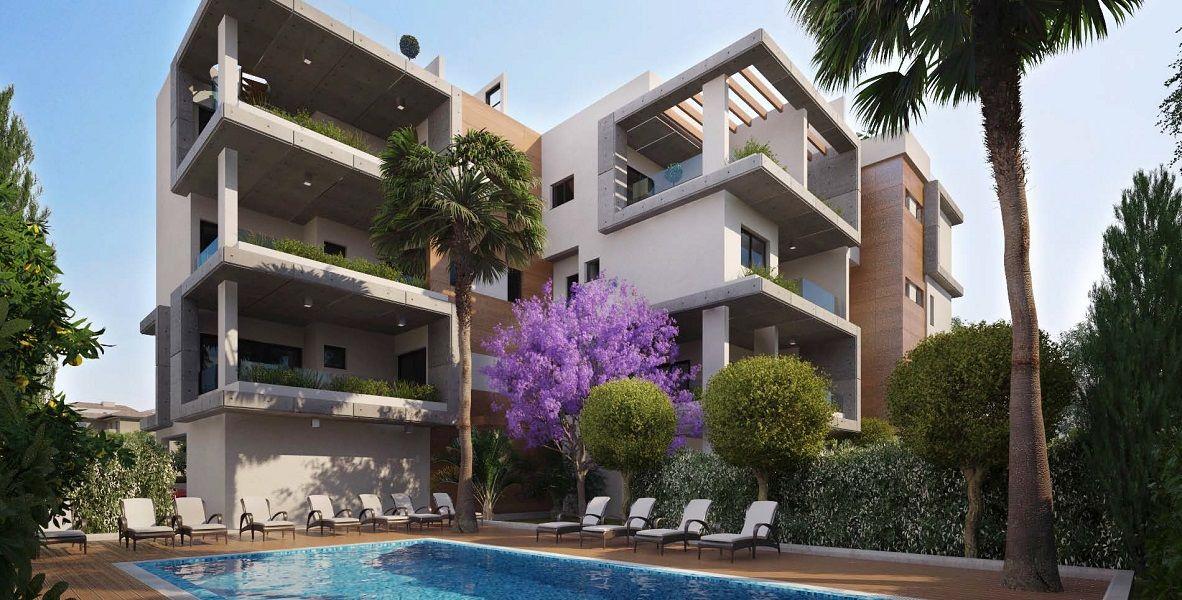 Квартира в Лимассоле, Кипр, 120 м2 - фото 1