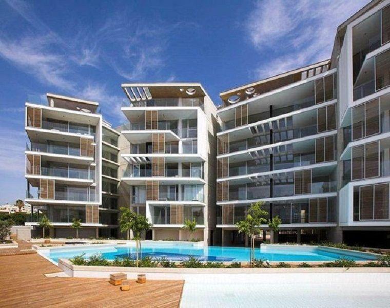 Квартира в Лимассоле, Кипр, 64 м2 - фото 1