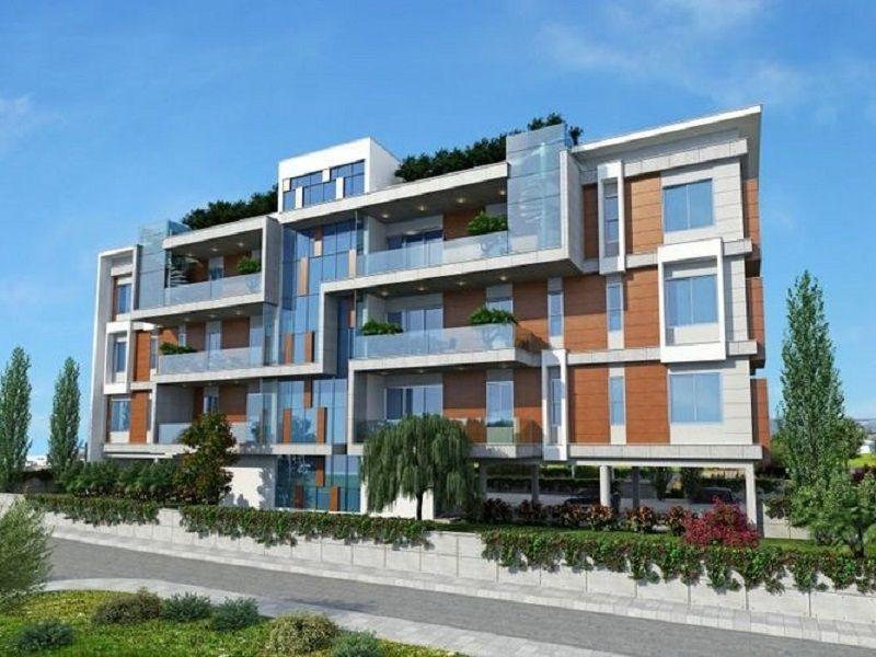 Квартира в Лимассоле, Кипр, 200 м2 - фото 1