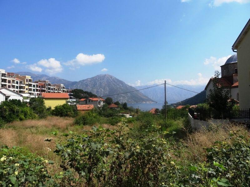 Земля в Рисане, Черногория, 1465 м2 - фото 1
