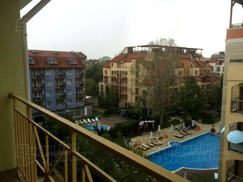 Апартаменты на Солнечном берегу, Болгария, 50 м2 - фото 1