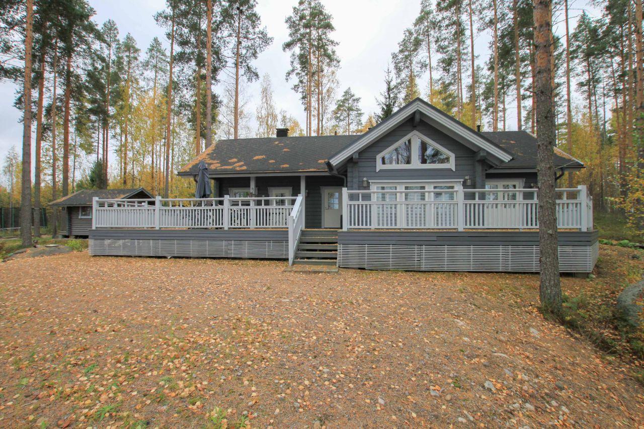 Коттедж в Руоколахти, Финляндия, 3700 м2 - фото 1