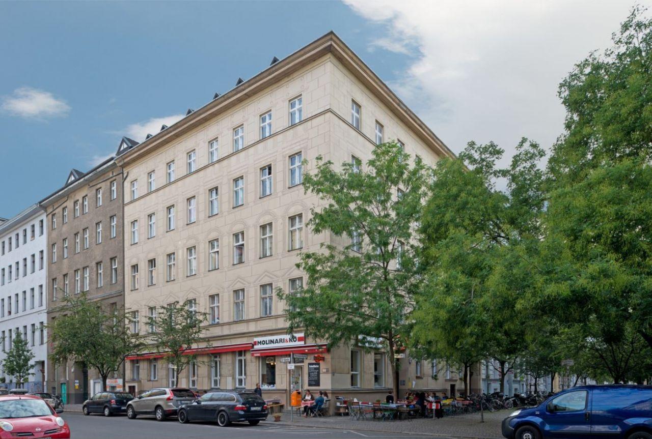 Квартира в Берлине, Германия, 44 м2 - фото 1