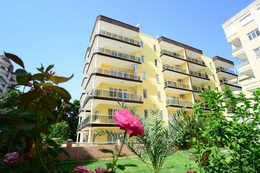 Апартаменты в Махмутларе, Турция, 105 м2 - фото 1