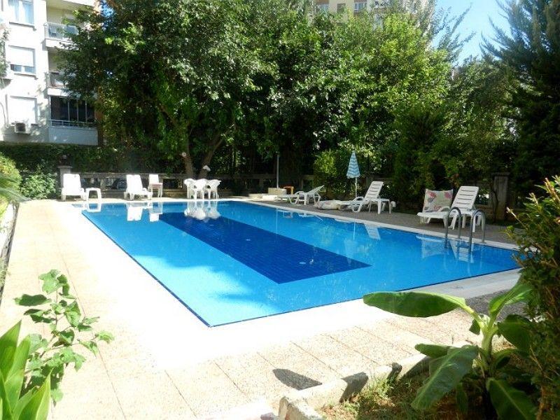 Квартира в Анталии, Турция, 115 м2 - фото 1