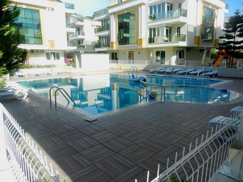 Квартира в Анталии, Турция, 90 м2 - фото 1