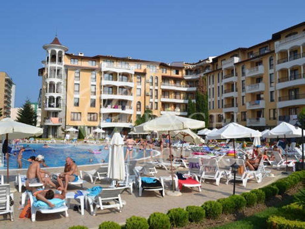 Квартира на Солнечном берегу, Болгария, 57 м2 - фото 1
