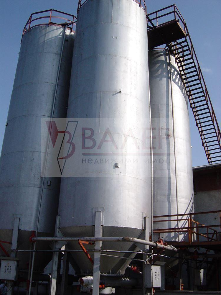 Производство в Видине, Болгария, 36675 м2 - фото 1