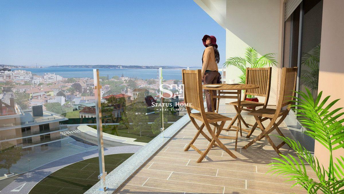 Апартаменты в Кашкайше, Португалия, 123 м2 - фото 1