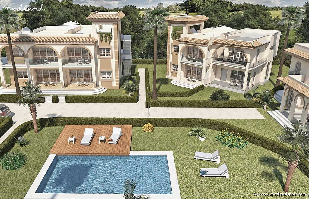 Апартаменты в Сьюдад-Кесада, Испания, 89 м2 - фото 1