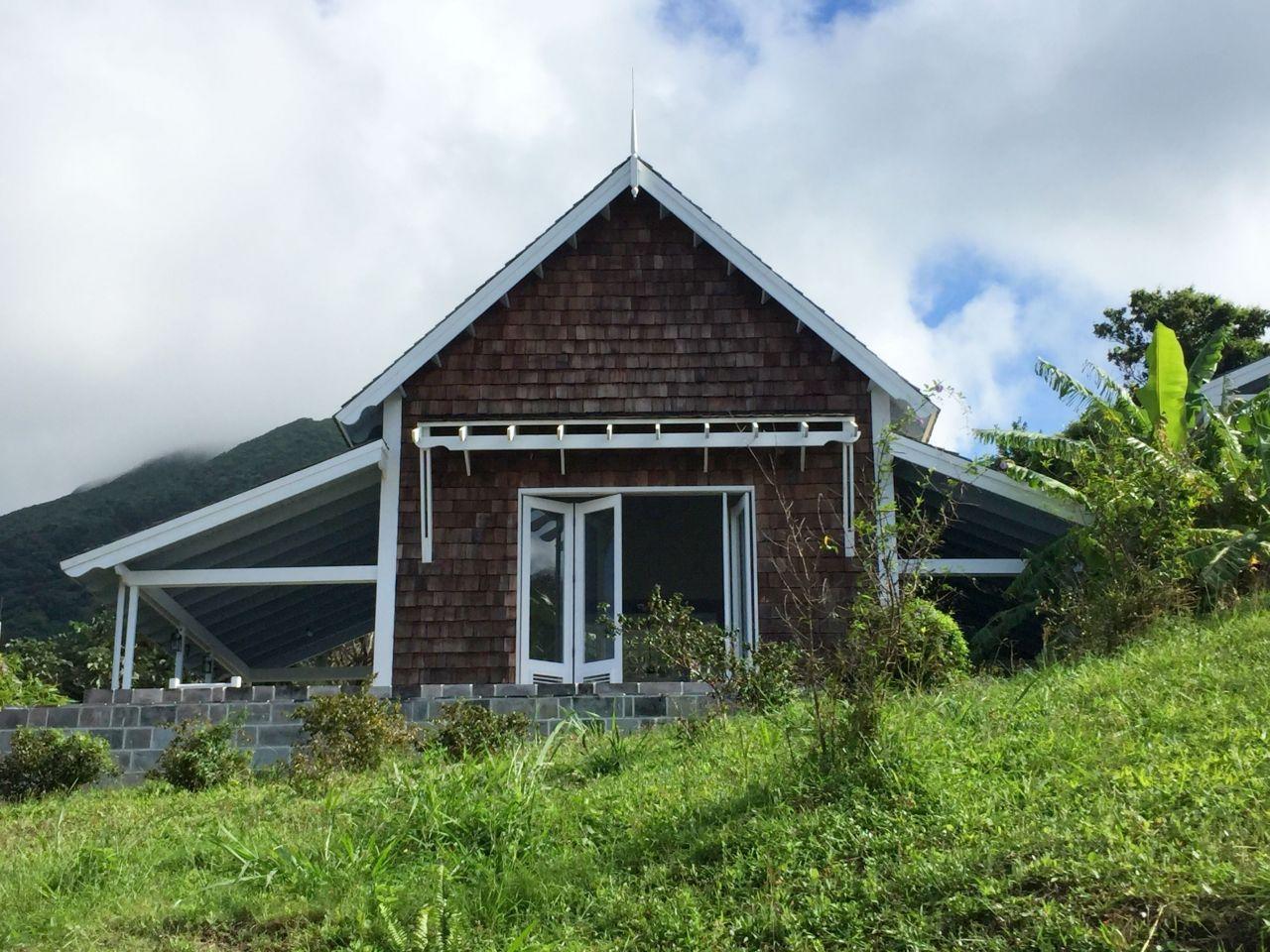 Коттедж на Сент-Китсе и Невисе, Карибские острова, 153 м2 - фото 1