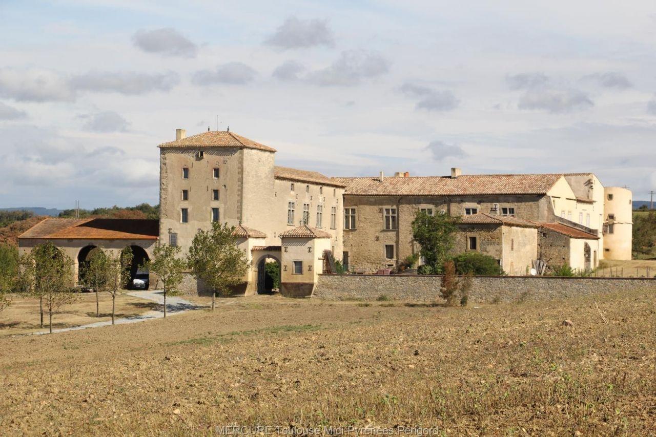 Замок в Восточных Пиренеях, Франция, 1330 м2 - фото 1