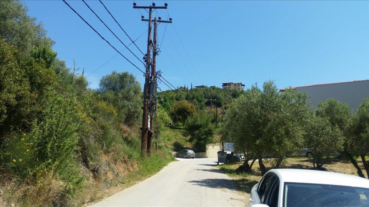 Земля Халкидики-Кассандра, Греция, 375 сот. - фото 1