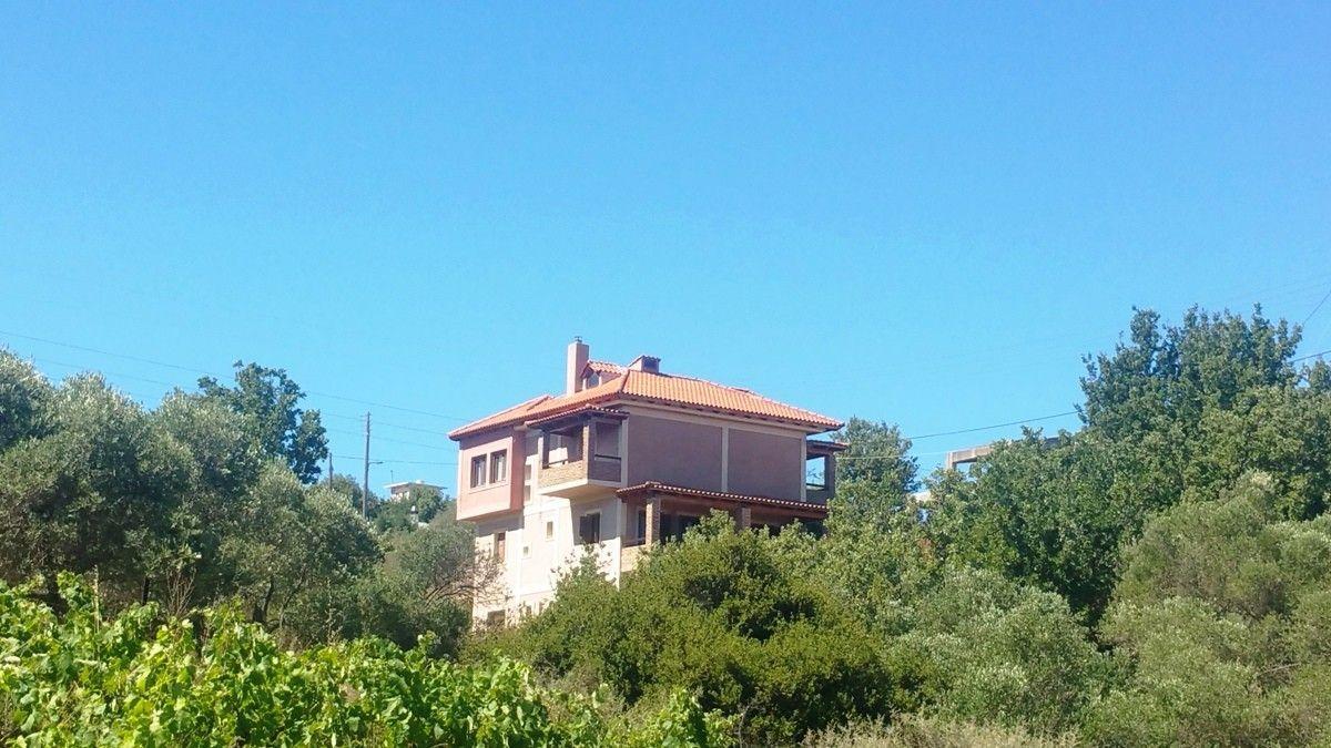 Коттедж о. Крит, Греция, 4500 сот. - фото 1