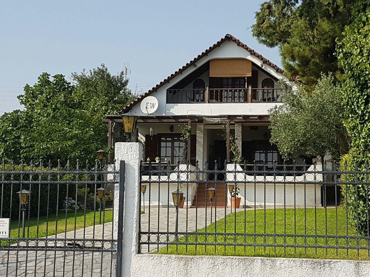 Коттедж Халкидики-Кассандра, Греция, 125 м2 - фото 1