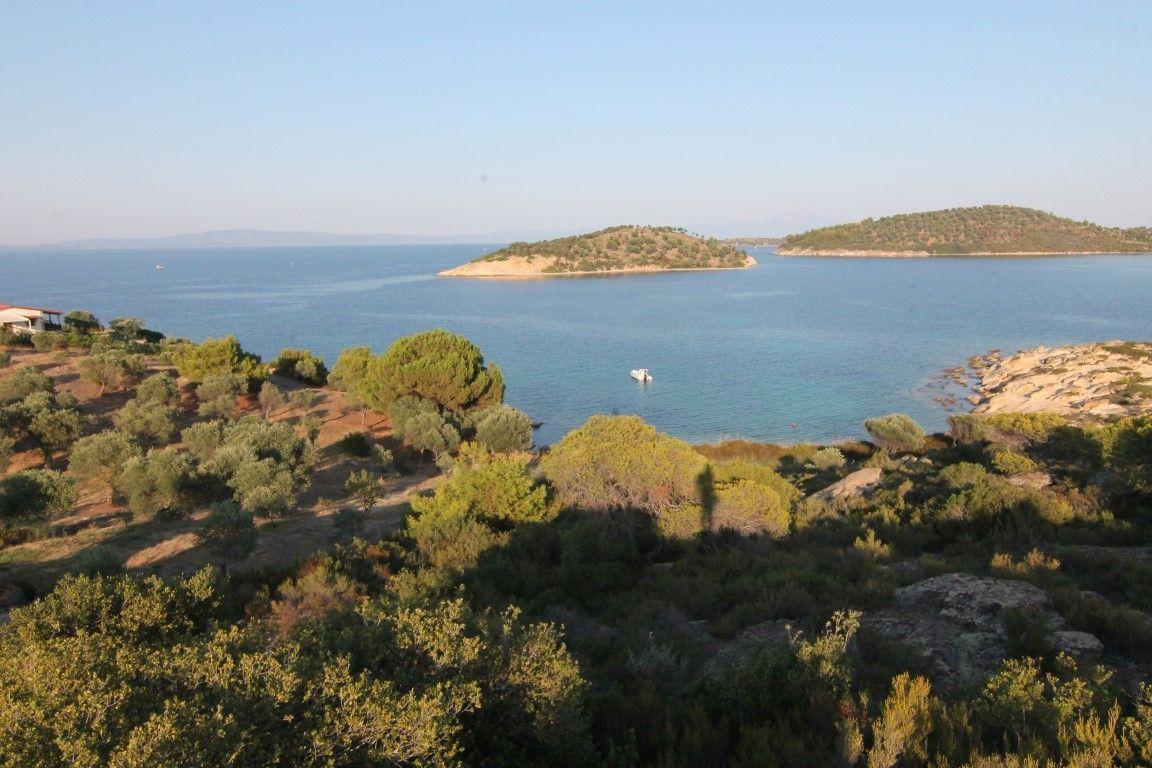 Земля Халкидики-Ситония, Греция, 4086 сот. - фото 1