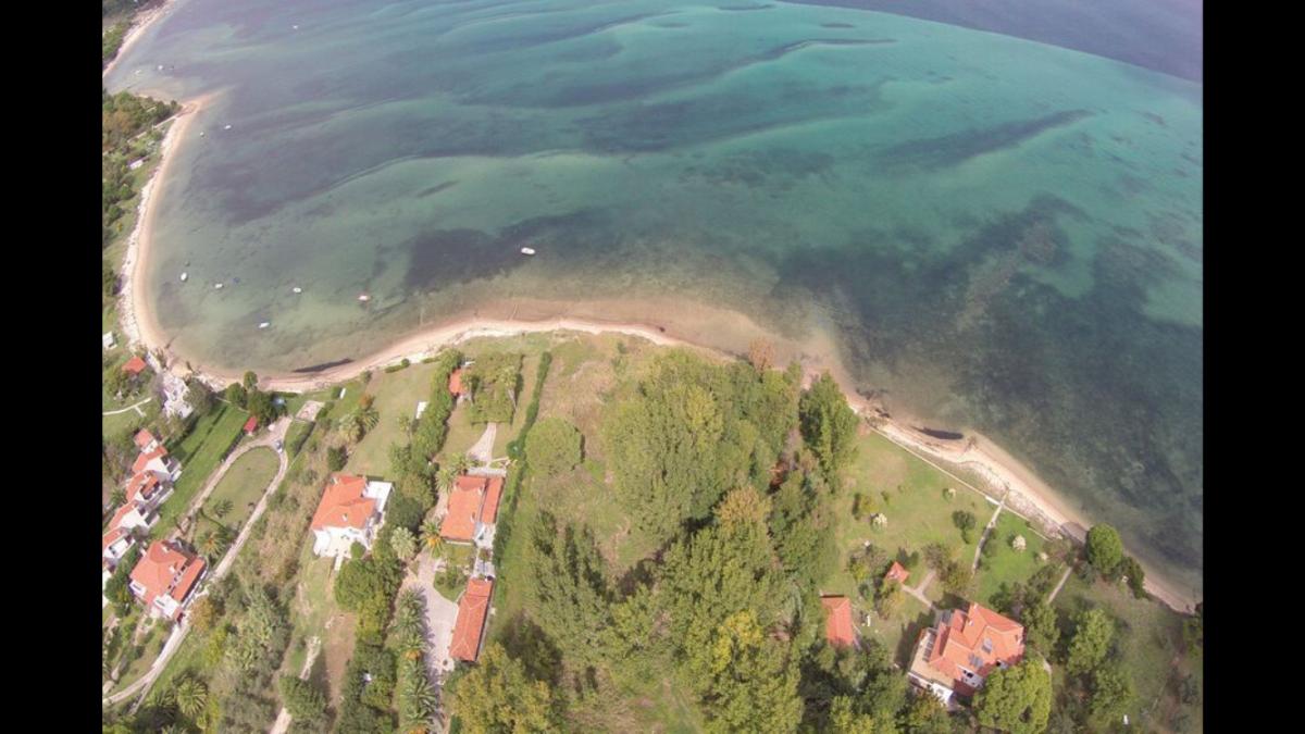 Земля Халкидики-Ситония, Греция, 9816 сот. - фото 1